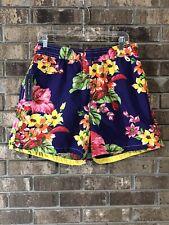 Polo Ralph Lauren Swim Trunks Shorts Swimming Hawaiian Tropical Nwt Size L