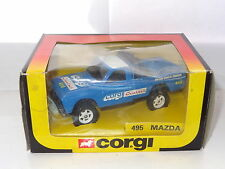 corgi MAZDA B1600 4X4 OFFROAD - 495 boxed