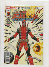 Despicable Deadpool #299 NM- 9.2 Marvel Comics 2018 Marvel Universe Kills DP