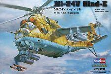 1/72 Hobby Boss Mil Mi-24V Hind E Soviet Attack Helicopter