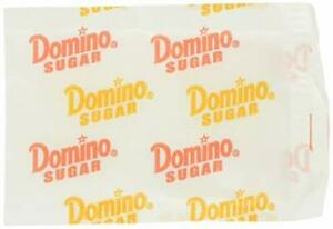 Domino Sugar Packets, 0.1 Ounce (Pack of 2000)