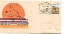 """1988 Opening Jindabyne Post Office NSW 2627 Pictor Marks PMP 317 shows """"Skitube"""""""