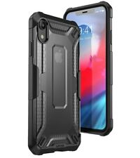 for iPhone XR 6.1 Inch Case SUPCASE Unicorn Beetle Hybrid Protective Cover -blk