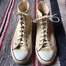 CONVERSE CHUCK TAYLOR ALL STAR CORE CANVAS HIGH TOP - SIZE M 11.5 / W 13.5