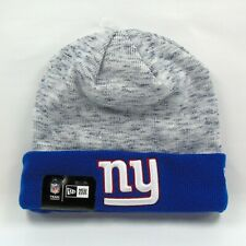 New Era Cap Men's NFL New York Giants Chiller Tone Winter Knit Beanie Hat