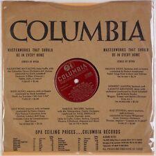 FRANK SINATRA, METRONOME ALL STARS: Sweet Lorraine US Columbia 37293 Jazz 78 MP3