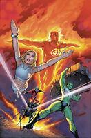 X-23 #3 PACHECO RETURN OF FANTASTIC FOUR VARIANT MARVEL COMICS WOLVERINE
