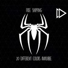 Spiderman Spider Logo Vinyl Decal Sticker Car Laptop - Marvel Comic Superhero