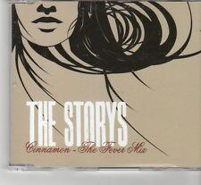 (FR557) The Storys, Cinnamon - 2006 DJ CD