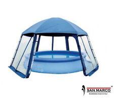 Coperture gazebo per piscine protezione dal sole tenda Gre per piscina