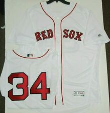 DAVID ORTIZ RED SOX  AUTHENTIC JERSEY FLEX BASE SIZE 52 NEW W TAGS