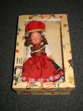 Gura Doll with Costume of Gutach ( Black Forest)