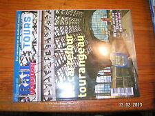 $ Rail Passion n°96 Pendulaire en EuropeTours Velaro E Tunnel Lotschberg Vallorb