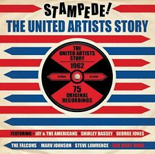 STAMPEDE! - THE UNITED ARTISTS STORY (NEW SEALED 3CD)