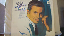PETER NERO PLAYS LOVE IS BLUE RECORD ON RCA VICTOR LSP-3936