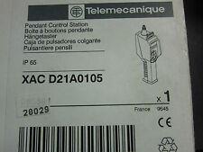 *NIB*  TELEMECANIQUE XAC-D21A0105 PENDANT STATION