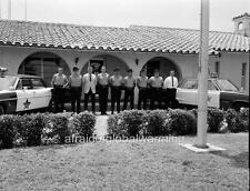 Photo. 1964-6. Florida Keys. Marathon Police Substation