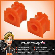 Jaguar X Type 18mm Front Anti Roll Bar Bushes in Poly Polyurethane