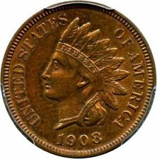 Indian Head Small Cents (1859-1909)