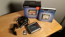 Garmin Nuvi 250 Portable GPS with car charger & 4GB SD Card (Used, AS-IS)