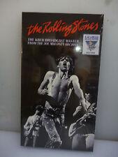 ROLLING STONES-THE KBFH BROADCAST MASTER. 1973.-4CD BOXSET(LONGBOX)-NEW.SEALED.