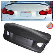 SVN CSL STYLE HIGH KICK HALF CARBON FULL TRUNK LID 2012-18 BMW F30 F80 M3 SEDAN