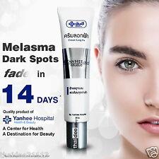 Anti Melasma Cream Whitening Brightening Dark Spots Freckles Hydroquinone-Free