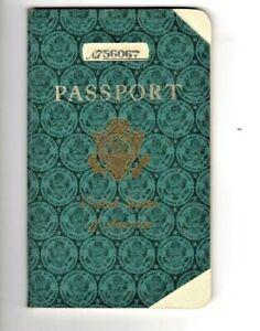 """Vintage 1952 """" US Passport """" ( used )"""