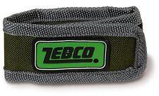 2x Rutenklettband 18cm x 4cm in 600 D Nylon Qualität von Zebco Steckruten-Band