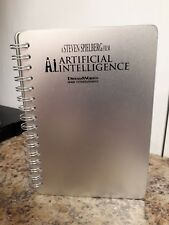 A.I. Artificial Intelligence (Steel cover Promo Notebook - Extremely Rare)
