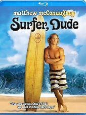 Surfer, Dude (Blu-ray Disc, 2008, 2-Disc Set) Matthew McConaughey