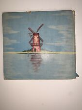 Little Dutch Toyland – January 1, 1945 - Illustraded by Doris Stohlberg