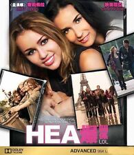 "Demi Moore ""LOL"" Miley Cyrus 2012 Romance Region A Blu-Ray"