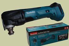 Makita DTM51Z Solo 18V Akku-Multifunktionswerkzeug Multitool DTM51