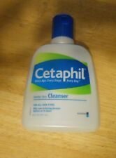 CETAPHIL GENTLE SKIN CLEANSER all skin types UNSEALED 8oz bottle
