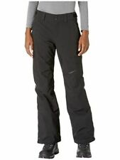 $220 O'Neill Women Black Lightweight Insulated Water Repellent Snow Pant Size S