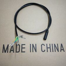 ebike motor 9pins cable with hall sensor 1.2m for Electric Bicycle Motor Parts
