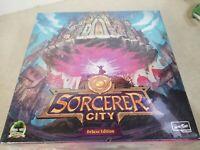 Sorcerer City Deluxe Edition Board Game (KICKSTARTER EXCLUSIVE)