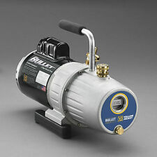 Yellow Jacket 93600 BULLET Series 7 CFM 2-Stage Rotary Vane, Vacuum Pump