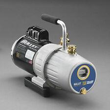 Yellow Jacket 93600 BULLET Series 7 CFM 2-Stage Rotary Vane, Vacuum Pump