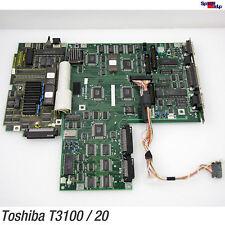 Toshiba t3100/20 pa7038e sistema Unit motherboard portátil 286 f3100s 36t700936g