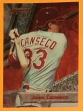 JOSE CANSECO, 1994 BOWMAN'S BEST CARD IN EXCELLENT CONDITION !