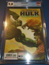 Immortal Hulk #5 Great Alex Ross Cover CGC 9.8 NM/M Gorgeous gem Wow