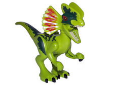 LEGO Jurassic World - Animal Dino Dilophosaurus with Dark Green Back