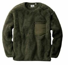 Uniqlo X Engineered Garments Fleece Pullover SIZE XS Olive