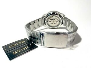 Seiko Men's SNKK71 Seiko 5 Automatic Stainless Steel Watch