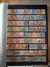 81 timbres Danemark (lot BT 1)