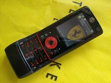 Motorola RIZR Z8 Ferrari Limited Edition Symbian OS Rare Collectors Smartphone