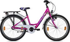 "Kinder-/Jugendrad Falter FX 403 Wave 24"" Rh 34cm 3G Rücktritt pink metallic-glan"