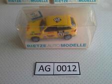 Véhicules miniatures Rietze pour Opel 1:87